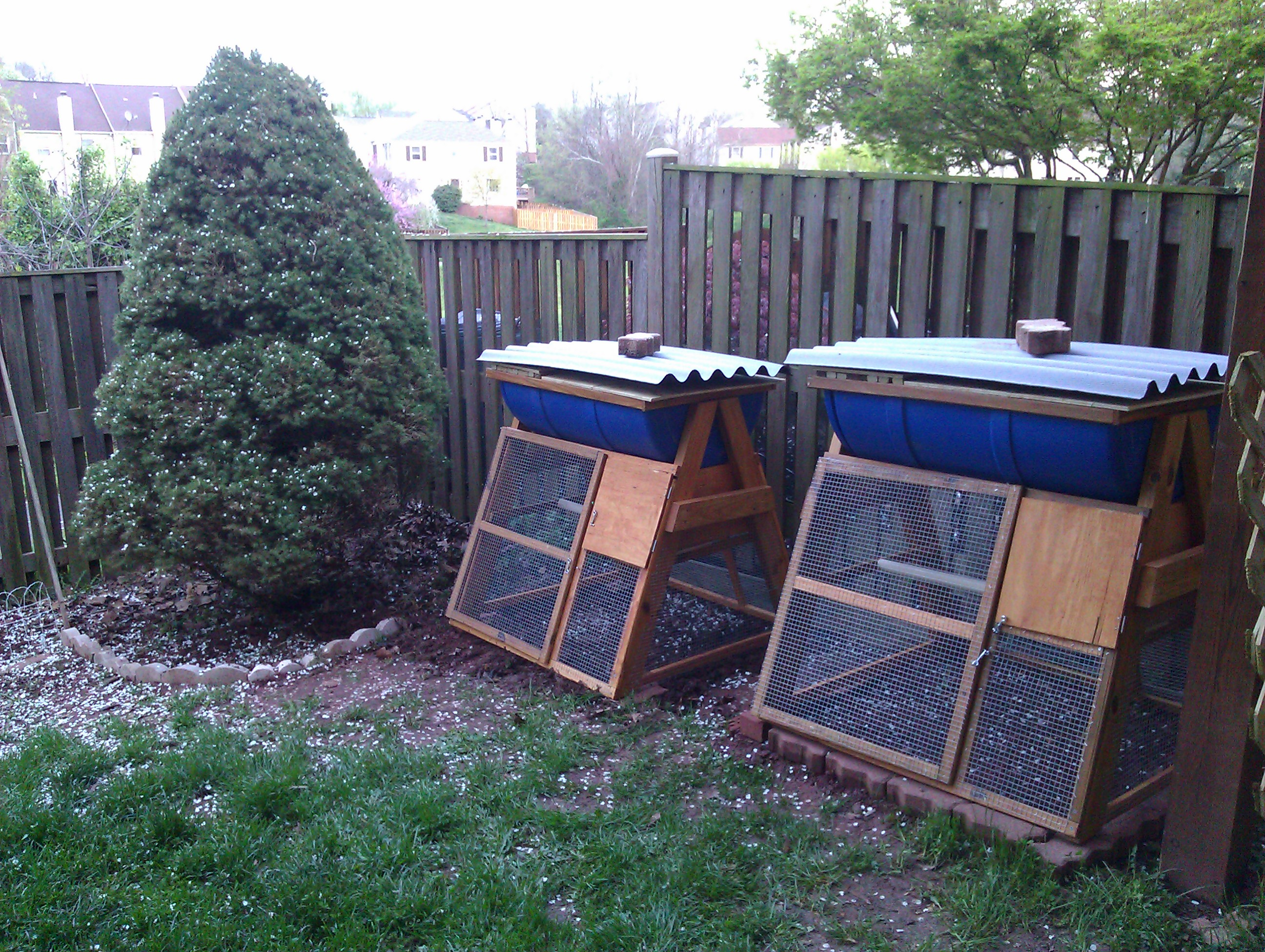 top bar barrel bee hive chicken coops independence