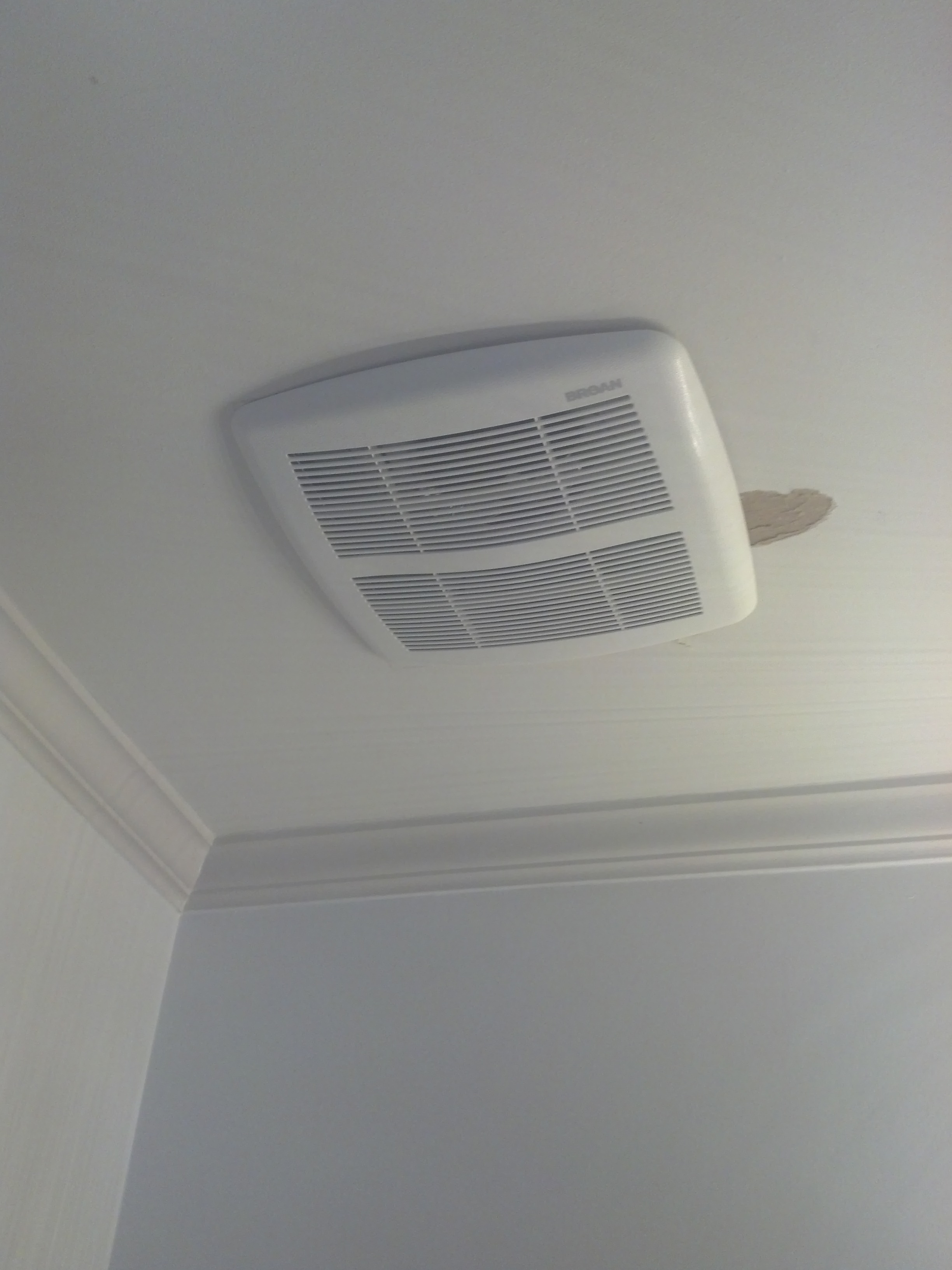 DIY Bathroom Fan Replacement « Independence Homestead